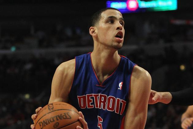 Austin Daye Steps Up for Pistons in Bench Role