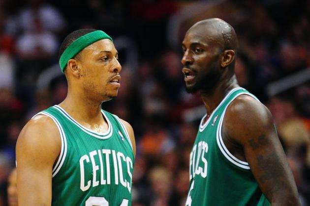 Paul Pierce and Kevin Garnett Have Different Views Of This Boston Celtics Team