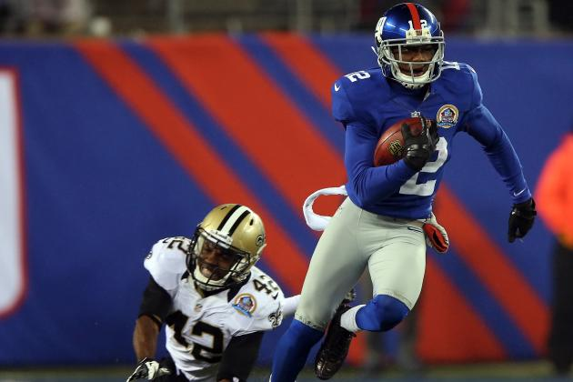 Jerry Reese: David Wilson Can Be Featured Back
