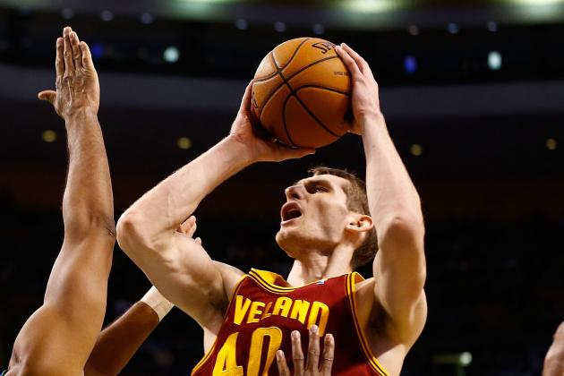 Tyler Zeller Still Adjusting His Game to Fit Pros