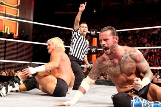 CM Punk vs. Dolph Ziggler Is an Inevitable Future Rivalry