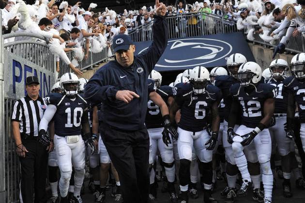 Source: Penn State Making Big Push to Keep Bill O'Brien