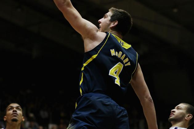 Michigan 94, Northwestern 66: Trey Burke, Wolverines Thrash Wildcats