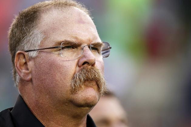 Philadelphia Eagles: Andy Reid Leaves Mess Behind to Fix New One Somewhere Else