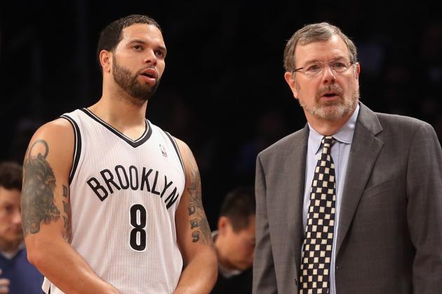 Nets Are Carlesimo's, for Now