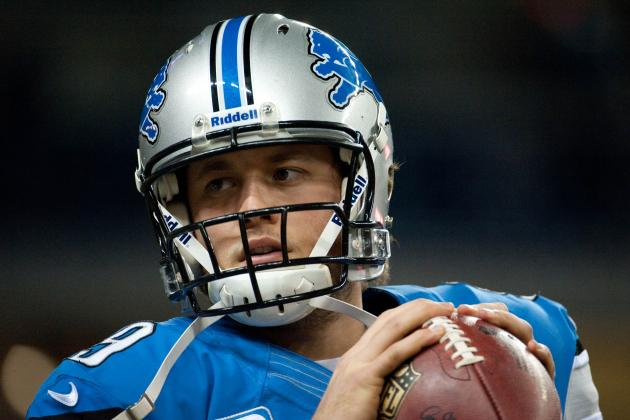 Is Matthew Stafford Running out of Time with the Detroit Lions?