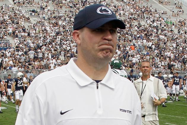 Bill O'Brien Reportedly Staying at Penn State After Flirtation With NFL