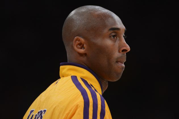 L.A. Lakers' Kobe Bryant Should Be the Frontrunner for This Year's MVP Award