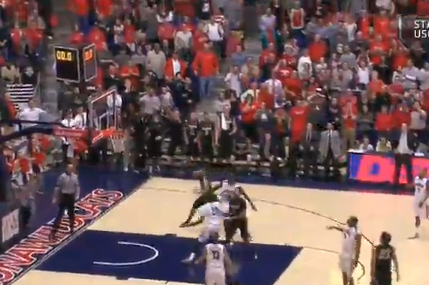 Colorado Hits Buzzer-Beater to Upset Third-Ranked Arizona