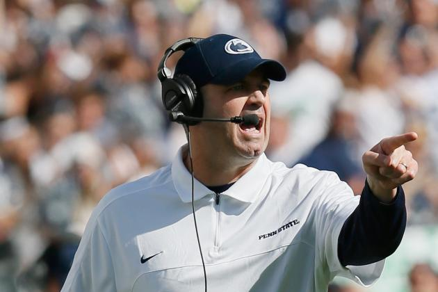 Penn State Football: Bill O'Brien's Decision to Stay a Huge Win for PSU
