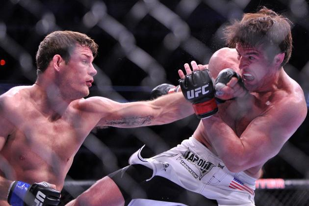 Michael Bisping Totally Trashes Alan Belcher 'Back to the Undercard, Sunshine'