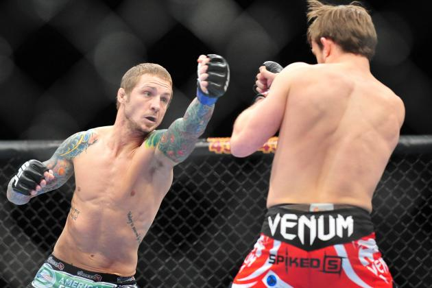 MMA Daily Grind: UFC 155 Prelims Draw Big Numbers and More Hot News