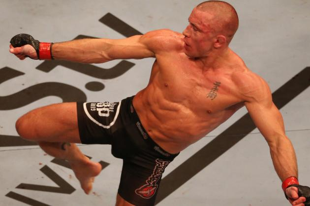 It's Hard to Share Dana White's Confidence That St-Pierre vs. Diaz Will Happen