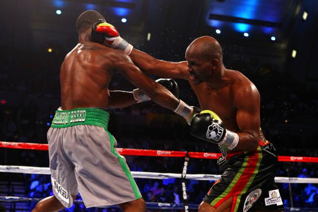 Bernard Hopkins: Best Strategy for 47-Year-Old to Beat Tavoris Cloud