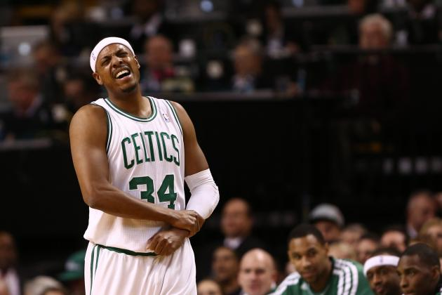 Should the Boston Celtics Consider Parting with Paul Pierce?