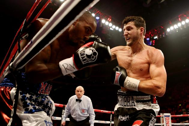 Could Carl Froch Steal Andre Ward's Thunder in Bout with Adonis Stevenson?