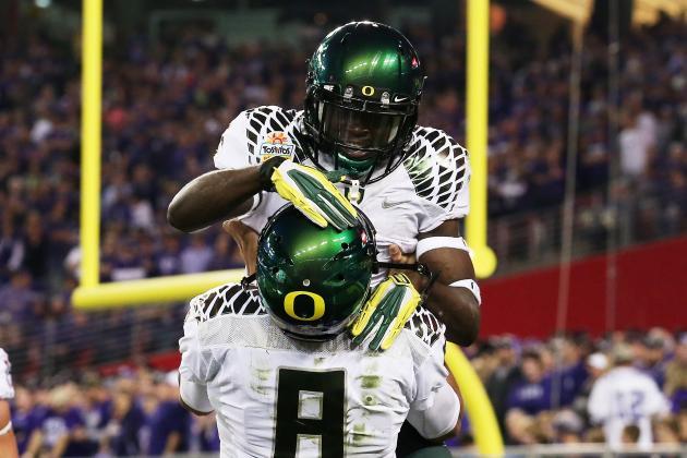 Fiesta Bowl: Oregon vs. Kansas State Live Score, Highlights and Analysis