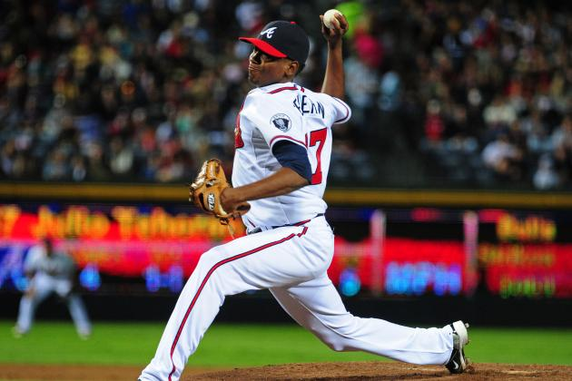 Braves Offseason Questions: Who'll Emerge as Atlanta's 5th Starter