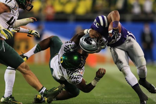 Instant Analysis: Oregon 35, Kansas State 17