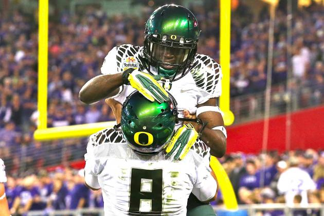 Oregon vs. Kansas State: Fiesta Bowl Twitter Reaction, Analysis and Recap