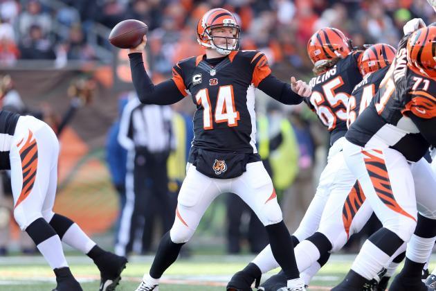Cincinnati Bengals vs. Houston Texans: Live Score, Highlights and Analysis