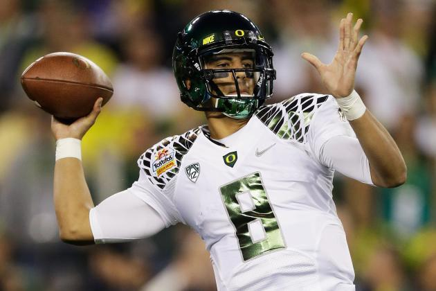 Oregon vs. Kansas State: Victory Proves Ducks Should Be Title Favorites in 2013