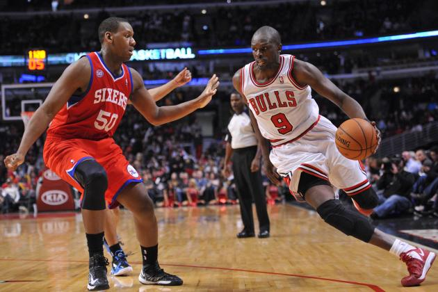 Why Chicago Bulls Must Pump the Brakes on Luol Deng's Workload