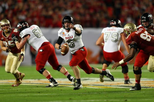 Orange Bowl:  Northern Illinois Has Nothing to Apologize for