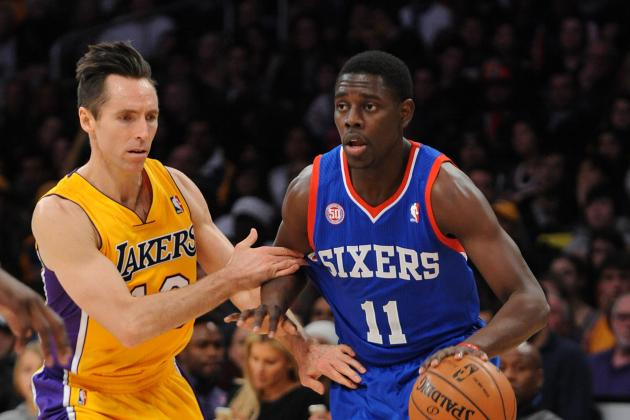 Jrue Holiday Making All-Star Statement at Perfect Time for Bynum-Less Sixers