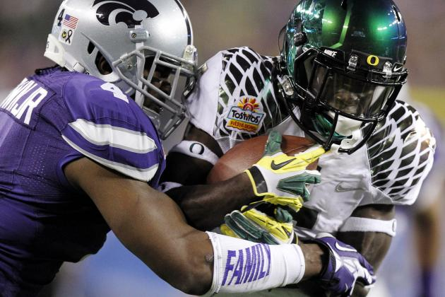 Oregon vs. Kansas State: Big Game Makes De'Anthony Thomas 2013 Heisman Contender