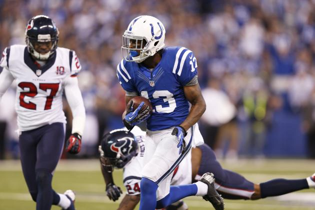 Fantasy Football Playoff Rankings 2013: Underrated WRs You Must Target