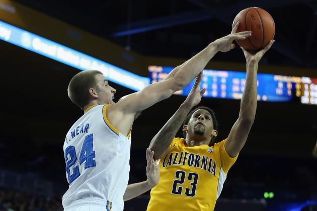 Cal Golden Bears Lose Pac-12 Basketball Opener to UCLA Bruins