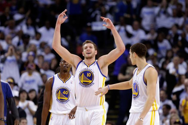 Can Golden State Warriors Make Postseason Noise Without Andrew Bogut?