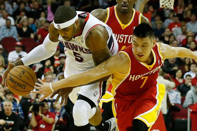 Fresh Legs of Jeremy Lin and Young Rockets Will Give Houston an Edge in 2013
