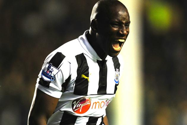 Demba Ba Completes Transfer from Newcastle United to Chelsea