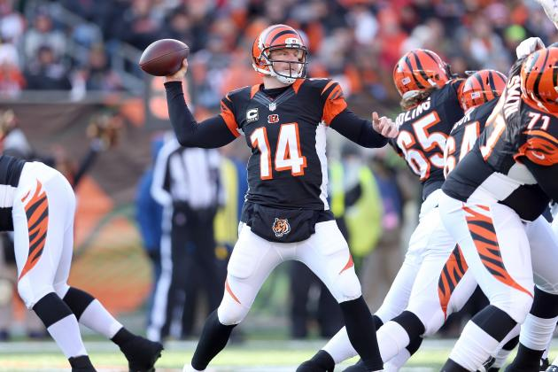 Cincinnati Bengals: End of the Year Report Card