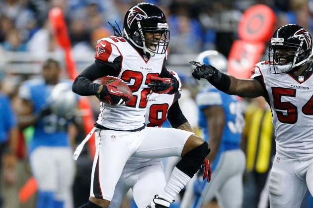 Asante Samuel: Atlanta Falcons Get More Than They Bargained for