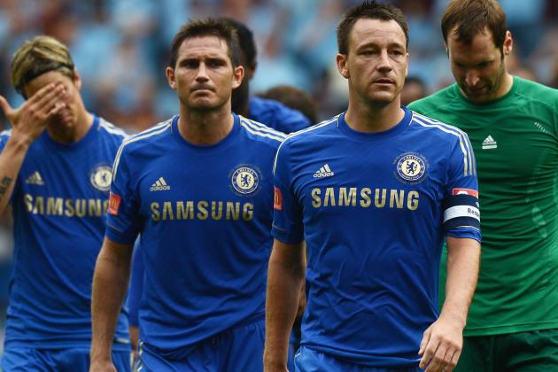 John Terry 'Devastated' at the Thought of Frank Lampard's Chelsea Exit