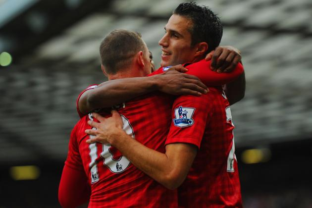 Is Robin Van Persie a Better Player Than Wayne Rooney?