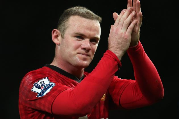 Wayne Rooney Ruled out for Two More Weeks