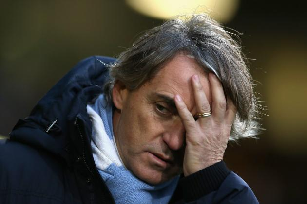 Roberto Mancini: Mario Balotelli Altercation a Worrying Sign for His Club Future