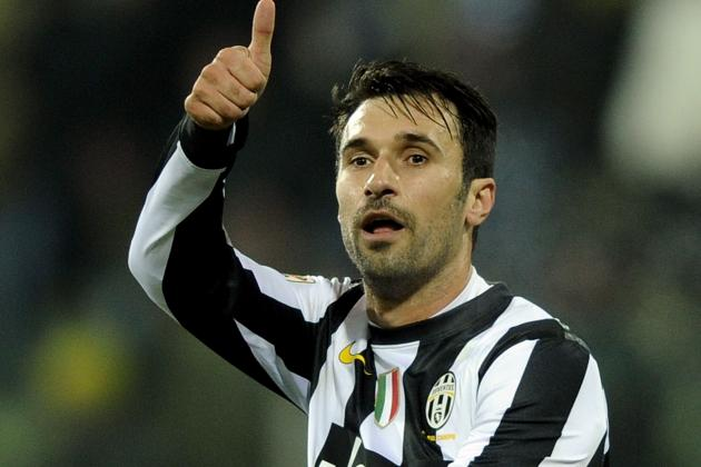 Vucinic a Worry for Juventus