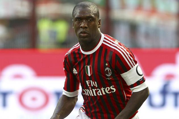 Seedorf: Milan Wrong to Walk off