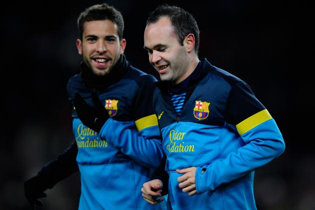 Iniesta Warns of Complacency
