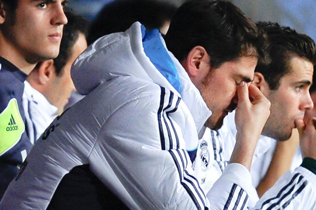 Arbeloa: Iker Isn't Pouting