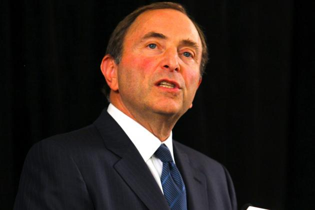 Gary Bettman Reportedly Willing To Cancel NHL Season Without Deal Soon
