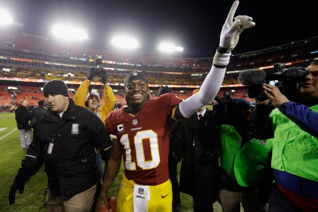 Will Robert Griffin III Lead the Redskins to Another Super Bowl Victory?