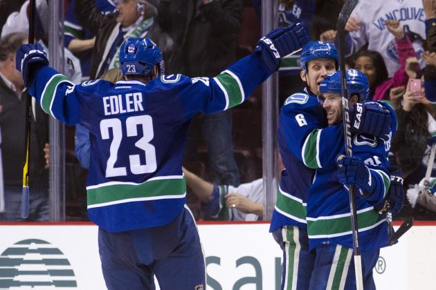 Vancouver Canucks: How Alex Edler's Back Injury Affects Him and the Team