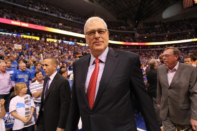 Phil Jackson to GF...Will You Be My Asst. Coach...For Life?