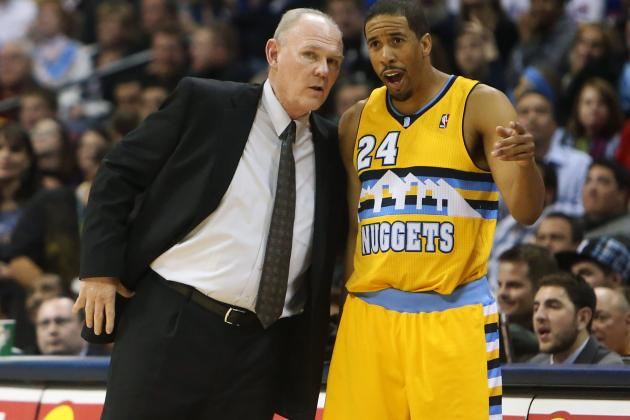 George Karl Considers Andre Miller One of the Greatest Point Guards Ever